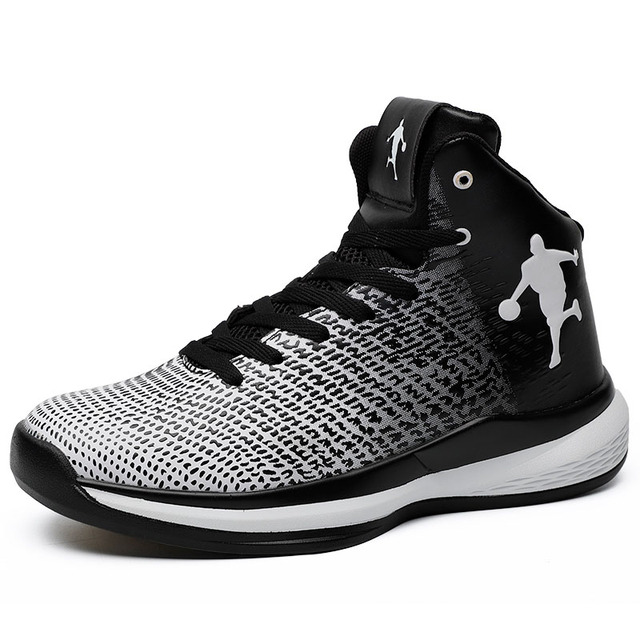autómata Subir Exclusión  Big Size 47 Jordan Basketball Shoes Men Women Breathable High Ankle  Basketball Boots Boys Light Outdoor Sports Training Sneakers|Basketball  Shoes| - AliExpress