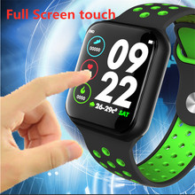 Full screen touch F9 smart watch