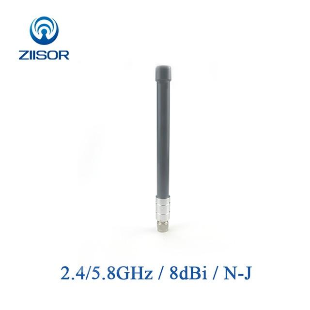 2,4 GHz 5,8 GHz Router Antenne Wifi Dual Band 8dBi Omni Lange Palette Antena für Basis Station Repeter Gateway AP luft TXWF BLG 26