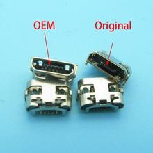 100PCS For Alcatel One Touch Pixi 4 OT 4034D 4034X Pixi 3 4G 5065 OT 5065 5065A USB Charging Port Dock Jack Plug Connector