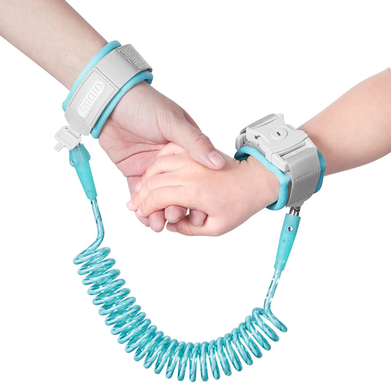 ChildKing Children'S Anti-Lost With Traction Rope Baby Safety Child  Bracelet   Belt