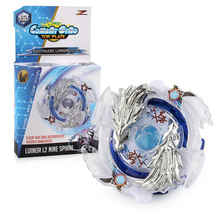 Alloy Burst Gyroscope Generation Fighting Burst Gyroscope Toy burst generation blast gyroscope alloy assembled combat gyro toy with ruler launcher