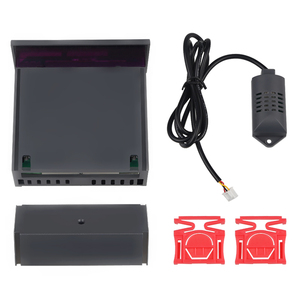 Image 4 - Stc 3028 цифровой измеритель температуры и влажности 110 220 В 10A термостат двойной дисплей термометр контроллер гигрометра Регулируемый 0 ~