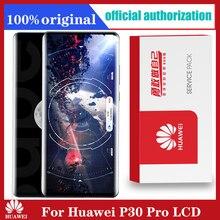"""Ban Đầu Năm 6.47 """"Màn Hình Hiển Thị Có Khung Thay Thế Cho Huawei P30 Pro Màn Hình Cảm Ứng LCD Bộ Số Hóa VOG L29 VOG L09 VOG L04"""