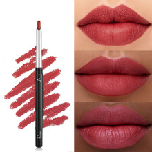Pudaier 2019 Matte Lip Liner Waterproof Durable Long Lasting Matte Lipstick Pencil Lipliner Lip Natu