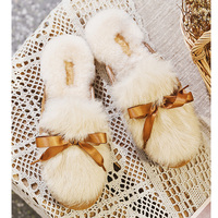 Slippers Women 2019 Indoor House plush Soft Cute Cotton Slippers Shoes Non slip Floor Home Slippers Women Slides For Bedroom