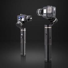 цена на Feiyu three-axis handheld gimbal G6 handheld gimbal suitable for GoPro HERO6 / HERO5 / AEE