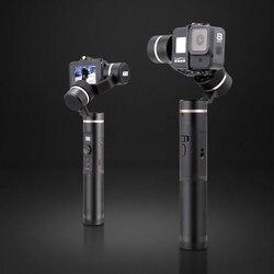 Feiyu three-axis handheld gimbal G6 handheld gimbal suitable for GoPro HERO6 / HERO5 / AEE