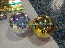 Factory price custom inflatable mirror ball / inflatable disco ball / party mirror balloon sale