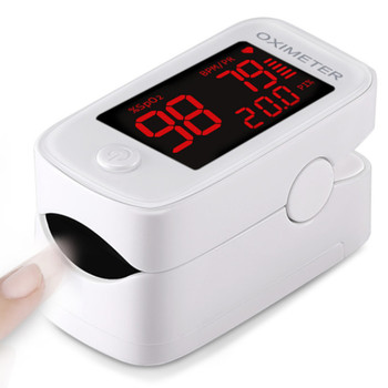 Portable Fingertip Pulse Oximeter OLED Screen  SpO2 Saturation Safe Accurate Monitor For Home D30 daily carry wearable wrist pulse oximeter fingertip oled display with usb cable pc software healthcare monitor cms50f