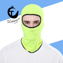 Face Gini Mask Laica Viscose Fiber Outdoor Riding Windproof Sunscreen Dustproof CS Masked Hat Thin Breathable Headgear