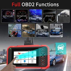 Image 4 - إطلاق CRP129i OBD2 تشخيص أداة ل ENG/AT/ABS/SRS متعدد اللغات تحديث مجاني إطلاق OBD 2 سيارة الماسح الضوئي ODB رمز قارئ