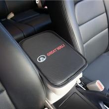 Автомобильный подлокотник, накладка на подлокотник, чехол для сиденья, мягкий коврик для Great Wall Haval Hover H3 H5, автомобильные аксессуары