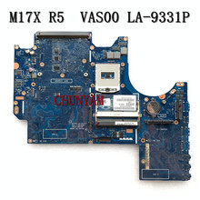 Laptop Dell Alienware Mainboard-Vas00 LA-9331P for M17x/R5/Mainboard-vas00/..