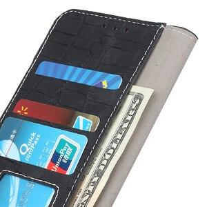 Image 4 - Kılıf için Huawei Y5 Y6 Y7 Y9 2019 Mate 30 Lite P30 Pro onur 9X Pro P akıllı Z w /manyetik cüzdan kart sahipleri kredi kartı kimliği kapak