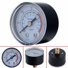 Манометр для воздушного компрессора гидравлический вакуумный