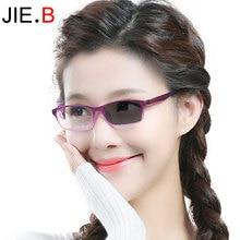 TR90 glasses frame, ladies reading glasses, photochromic UV protection sunglasses, multi-function mirror