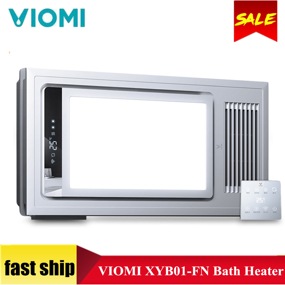 VIOMI XYB01-FN Smart 4 In1 LED Bath Heater Pro Ceiling Light Bathing Light For Mihome APP Remote Control For Bathroom Home