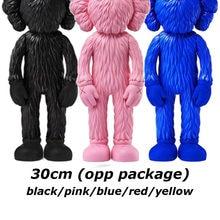 BFF 30 см медведь Bricklys оригинальные поддельные экшн-фигурки блоки Медведи Куклы Коллекционные модели игрушки