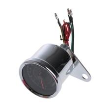 Universal LED Motorcycle Tachometer DC 12V Meter 13K RPM for honda Suzuki N0HF