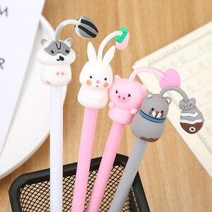 Hot Sale 1pcs Animal Ballpoint Pen School Student Stationery Writing Handle Pen Ballpoint Pen 2020 New Funny Pen