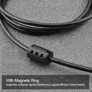 Image 5 - VOXLINK USB 2.0 طباعة كابل نوع A إلى B ذكر إلى ذكر كابل طابعة لكانون إبسون HP ZJiang تسمية طابعة DAC كابل طابعة USB