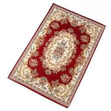 Islamitische Gebed Mat 80*120Cm Cashmere Achtige Thicken Deken Salat Musallah Vloerkleed Tapijt Moslim Namaz Non Slip Bidden Matten