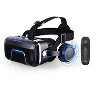 Hot!2019 Google Cardboard VR shinecon Pro Version VR Virtual Reality 3D Glasses +Smart Bluetooth Wireless Remote Control Gamepad