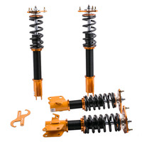 24 Ways Adj. Damper Coilover Suspension for Subaru Impreza GDB 02 07 Coil Struts Shock Absorber
