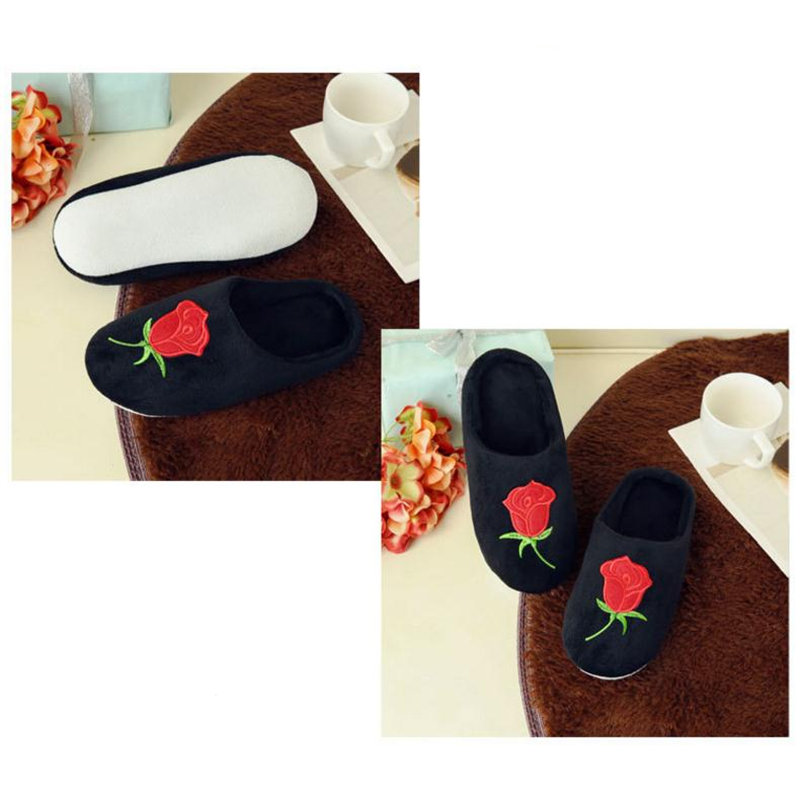 Women-Indoor-Slippers-Rose-Embroider-Short-Plush-Spring-Autumn-Flat-Shoes-Woman-Home-Slides-Soft-Sole (2)