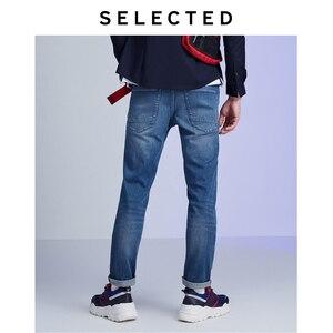 Image 4 - 選択された男性のスリムフィットストレッチ綿ブレンドスリムフィットジーンズラボ