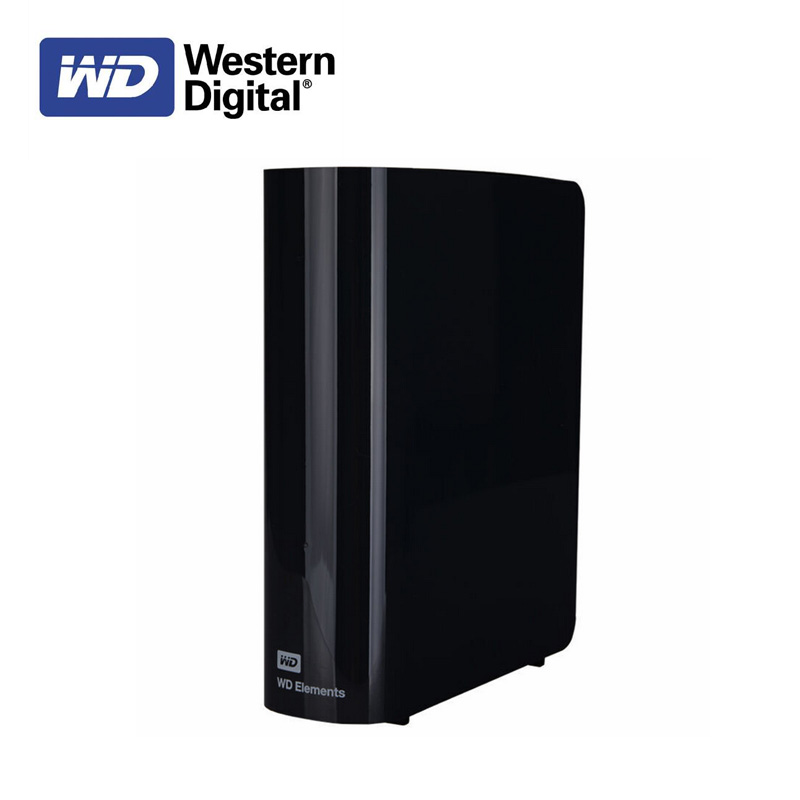 Western Digital WD 3.5-inch USB3.0 4TB Mobile hard drive Compatible with MAC Laptop