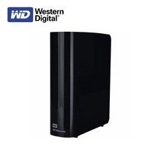 Мобильный жесткий диск Western Digital WD, 3,5 дюйма, USB3.0, 4 ТБ, совместимый с ноутбуком MAC