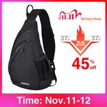 Mixi homem estilingue mochila um ombro saco de escola meninos estudante universidade trabalho viagem versátil 2020 moda novo design m5225