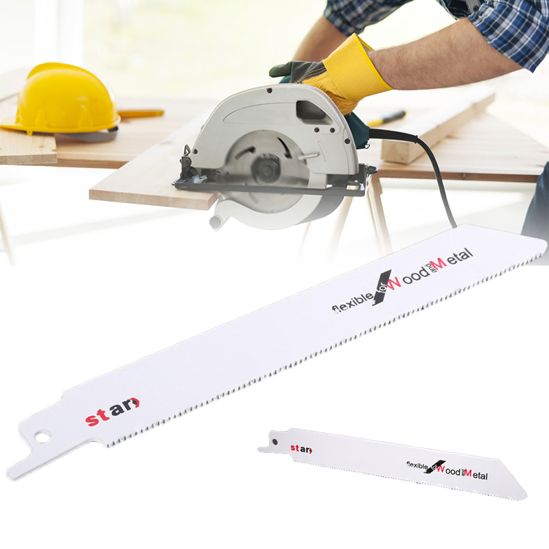 Reciprocating Saw Blade Home House Tool Carbon Steel Cutting Cutter Woodworking