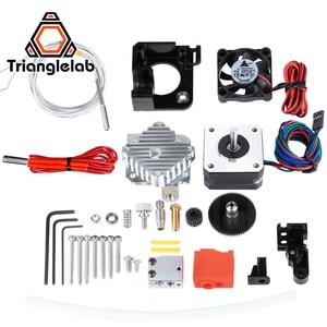 Image 5 - Trianglelab Titan Extruder Full Kit Titan Aero V6 Hotend Extruder Full Kit Reprap Mk8 i3 Compatible TEVO ANET I3 3d Printer