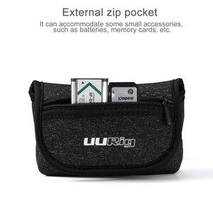 Image 2 - UURig R014 wodoodporna torba do przechowywania uniwersalny przenośne pudełko torba torebka dla G7X MARK III SONY RX100 VII akcesoria do kamery