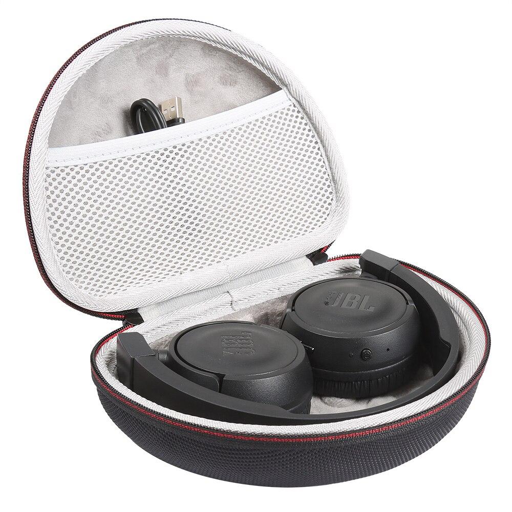 Headphones Hard Case For Jbl T450bt Wireless Headphones Box Carrying Case Box Portable Storage Cover For Jbl T450bt Headphones Earphone Accessories Aliexpress