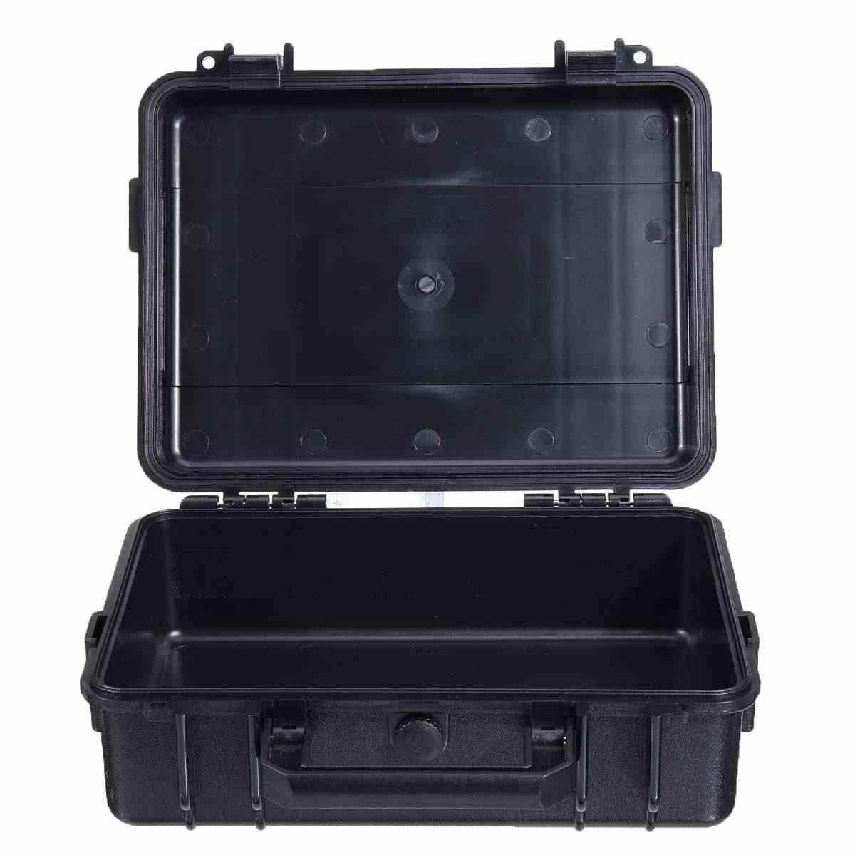 Taşınabilir su geçirmez güvenlik ABS plastik alet setleri saklama kutusu açık sert taşıma çantası darbeye dayanıklı donanım araç kutusu çantası