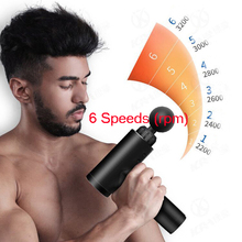 Massage Gun Deep Muscle Massager Muscle Pain Body Massage Exercising Relaxation Slimming Shaping Pain Relief portable pain treatment apparatus deep muscle massage gun muscle massager therapy muscle exercise body pain relief relaxation