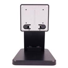 Vesa dobrável suporte 7 8 9 10 polegada monitor 75mm para cima para baixo pode ser dobrado lilliput monitor acessório original