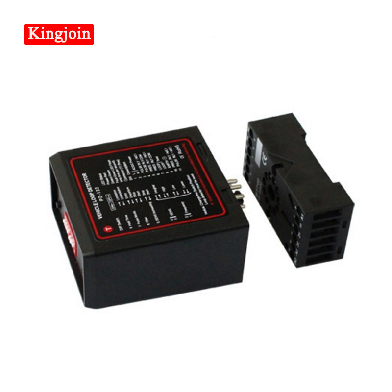 KINGJOIN Traffic Inductive Loop Vehicle Detector Signal Control Ground Sensors Can Customized AC110V  Ground Sensors (One Way)