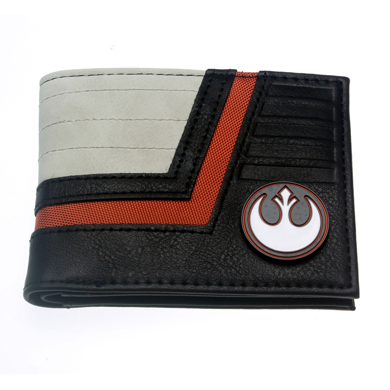 Star Wars Wallet  Fashionable High Quality Men's Wallets Designer New Purse Dft3158