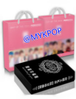 [MYKPOP]Hot KPOP BOY Luxury Gift Set: MAP OFTHE SOUL PERSONA, CD+Post Card+Photo book+LOMO Card+Bookmarks+Stickers SA19052603