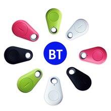 Pet Smart Finder Bluetooth GPS Tracker Anti-Lost Wireless Tracer Keys Locator For Dog Cat Wallet Bag Kids Trackers