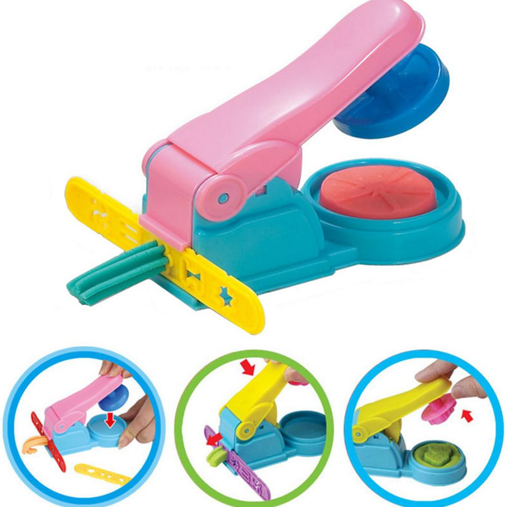 A Set Plasticine Mold Tool For Polymer Clay Children DIY Modeling Styling Tool