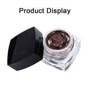 Image 5 - 9 шт. Новинка 100% растительный материал 3D микроблейдинг пигмент Перманентный макияж Чернила для бровей и губ татуаж инструмент для красоты макияжа