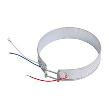 160 мм 220 В 700 Вт тонкополосный нагревательный элемент для электрической плиты бытовые электрические приборы часть электрический водонагревающий элемент