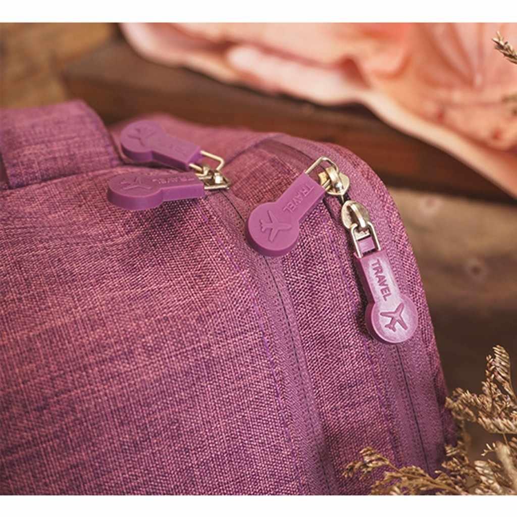 Косметичка женская водонепроницаемая сумка для хранения нижнего белья дорожный с молнией портативный многофункциональный футляры для белья #57