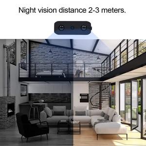 Mini caméra Wifi Full HD 1080P caméscope de sécurité à domicile Vision nocturne Micro caméra secrète détection de mouvement enregistreur vocal vidéo |